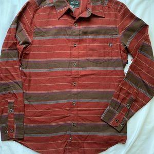 Marmot Flannel Plaid Shirt